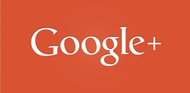 Google+ Plus Logo Final