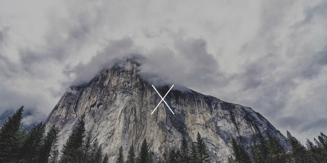 OS X Yosemite Final