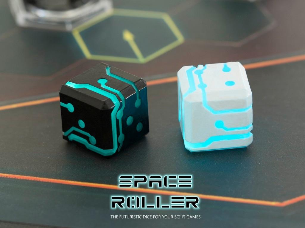 Space Roller dadi (1)