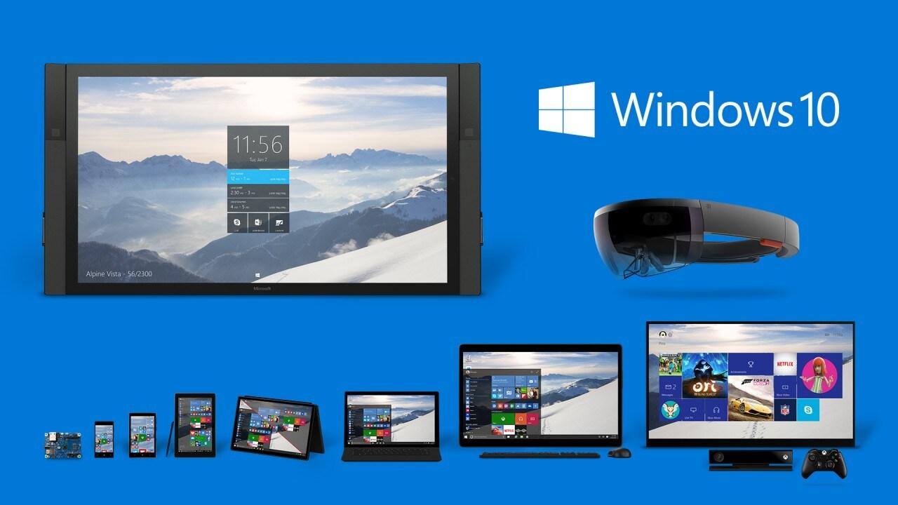 Windows 10 prodotti