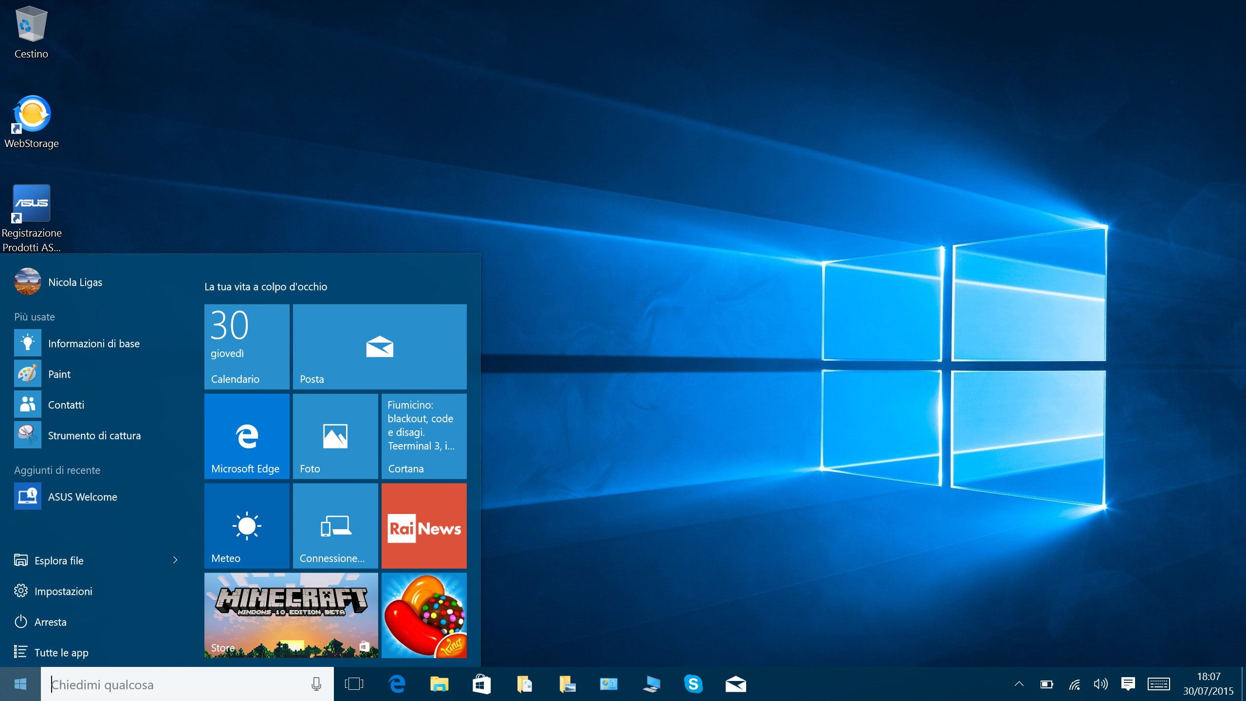 Windows 10 screnshot – 1