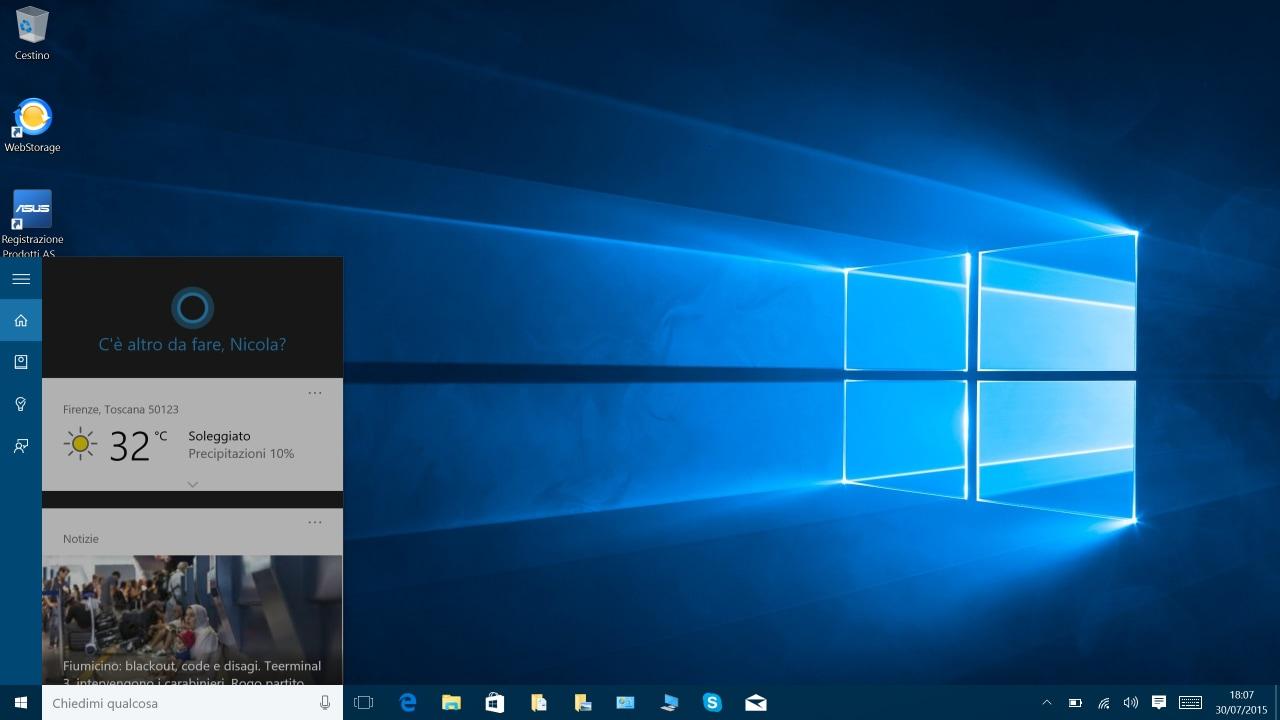 Windows 10 screnshot - 2