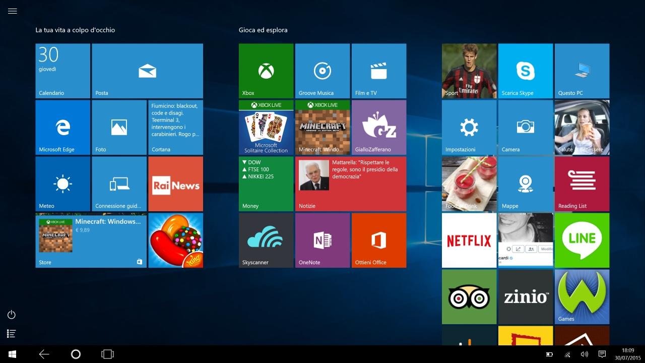 Windows 10 screnshot - 4