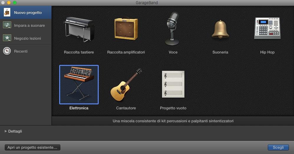 GarageBand si aggiorna: creare musica non è mai stato così facile