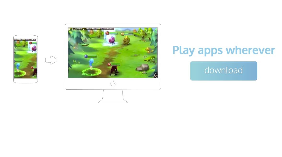 app android su mac