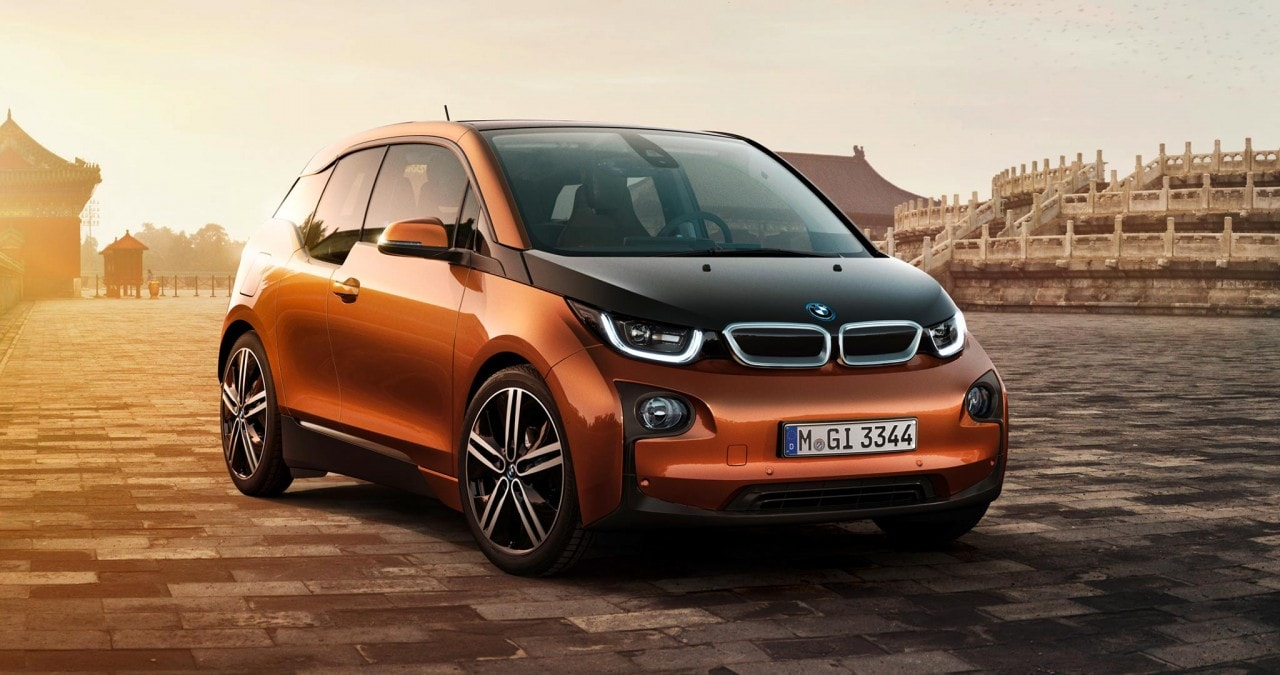 bmw i3 apple