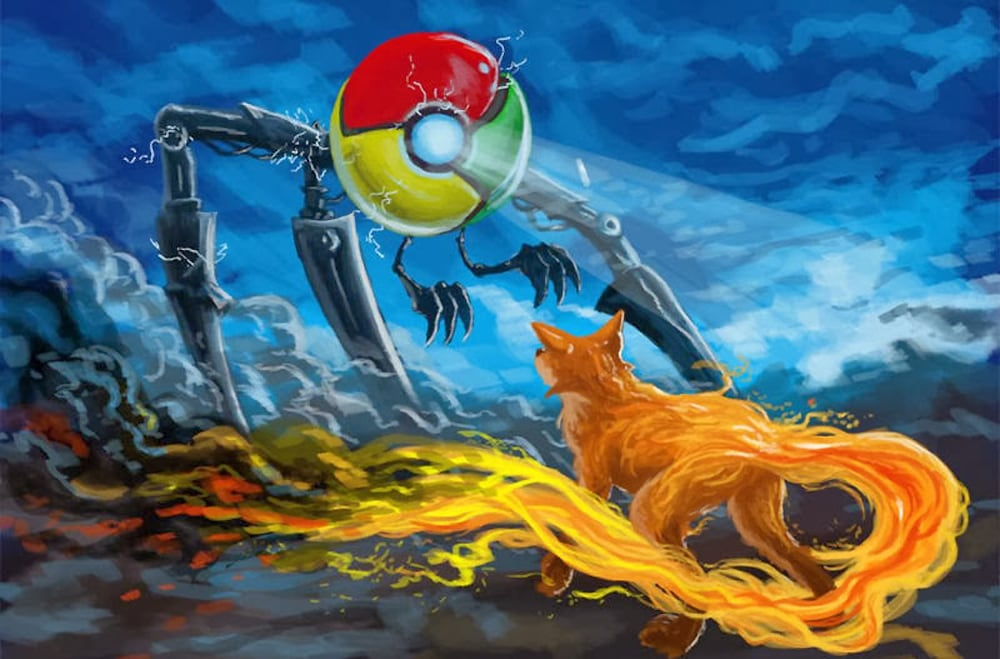 Firefox Was Always Better Anyway Firefox
