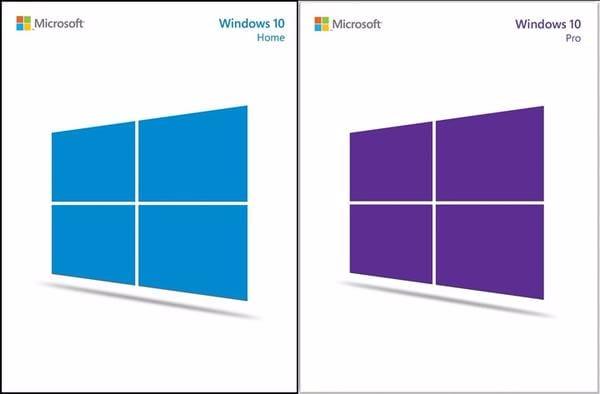 confezione windows 10 usb