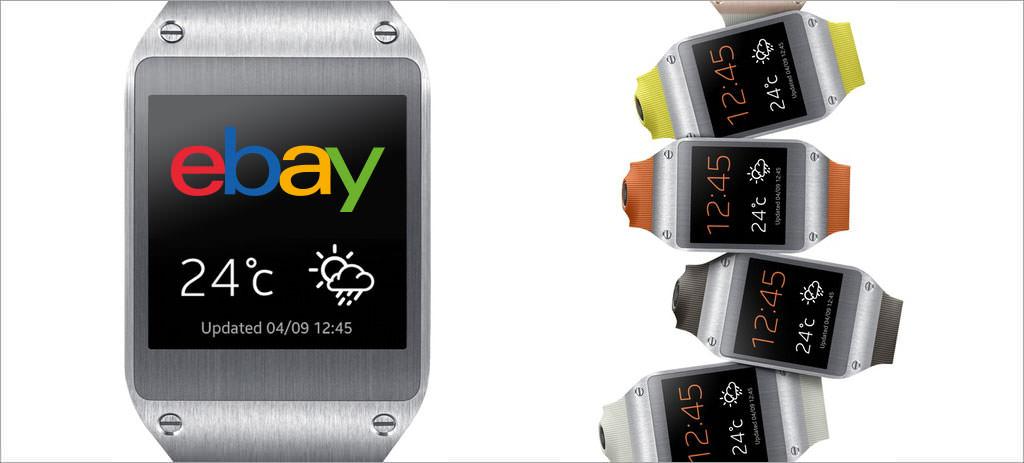 eBay wearable Samsung