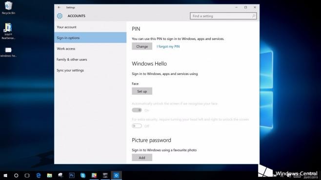 guida per impostare windows 10_4