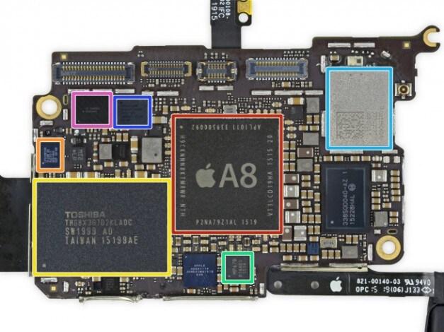 iFixit - iPod Touch 6 generazione - 2