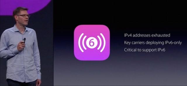 iOS 6 IPv6