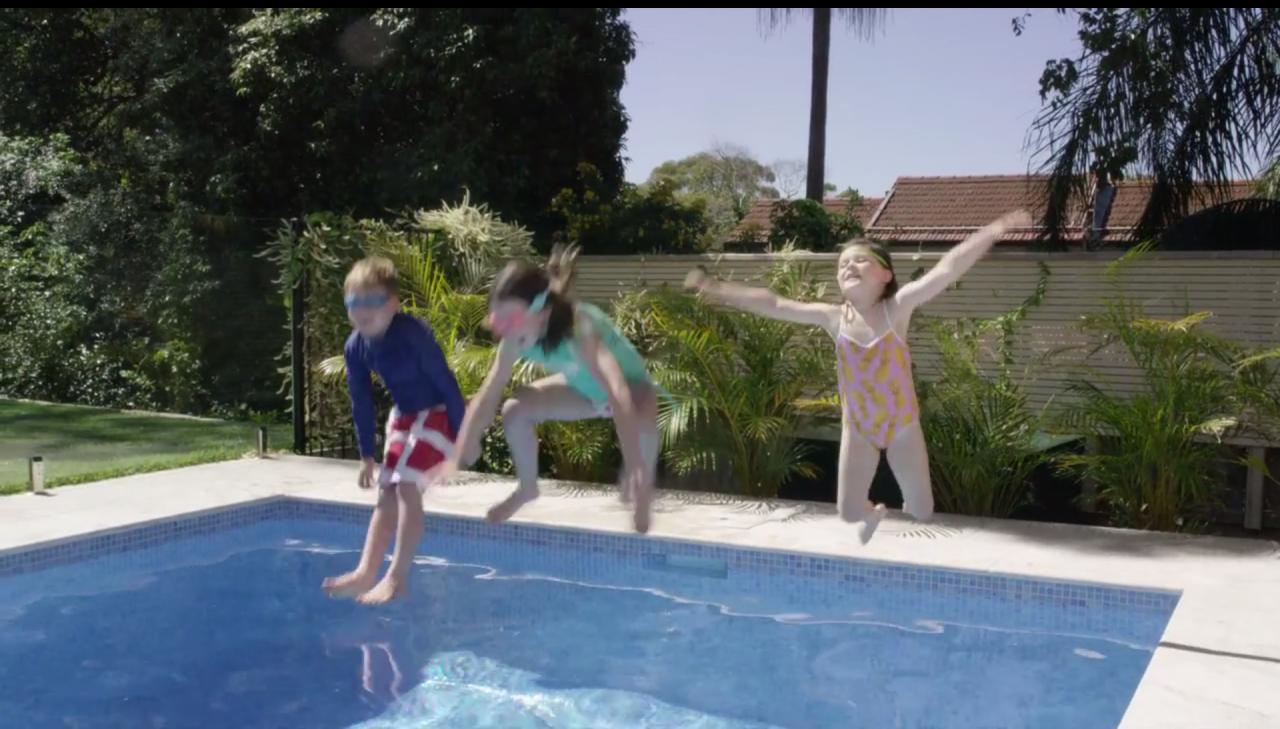 iswimband indossabile annegamento