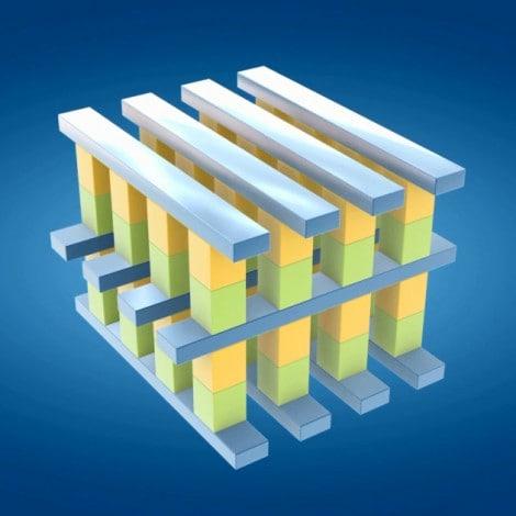 memorie 3D intel