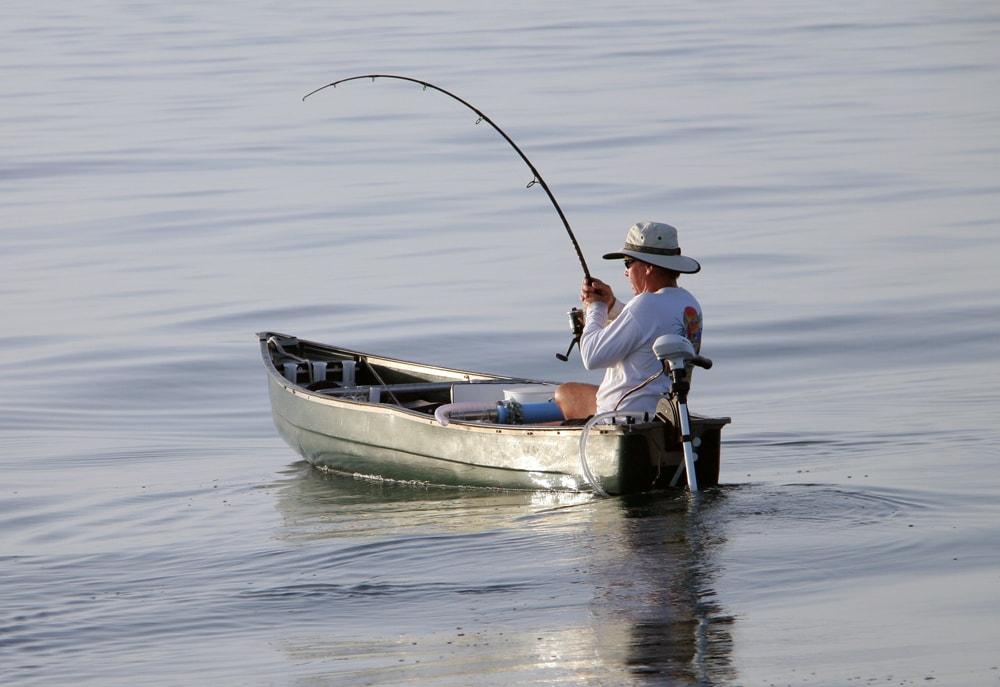 pesca pescatore