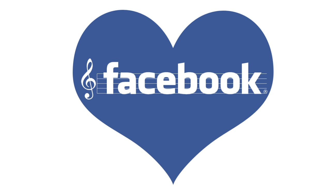 streaming musicale facebook