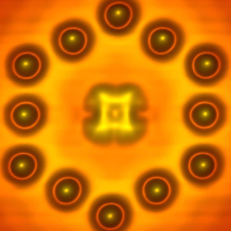 transistor molecolare