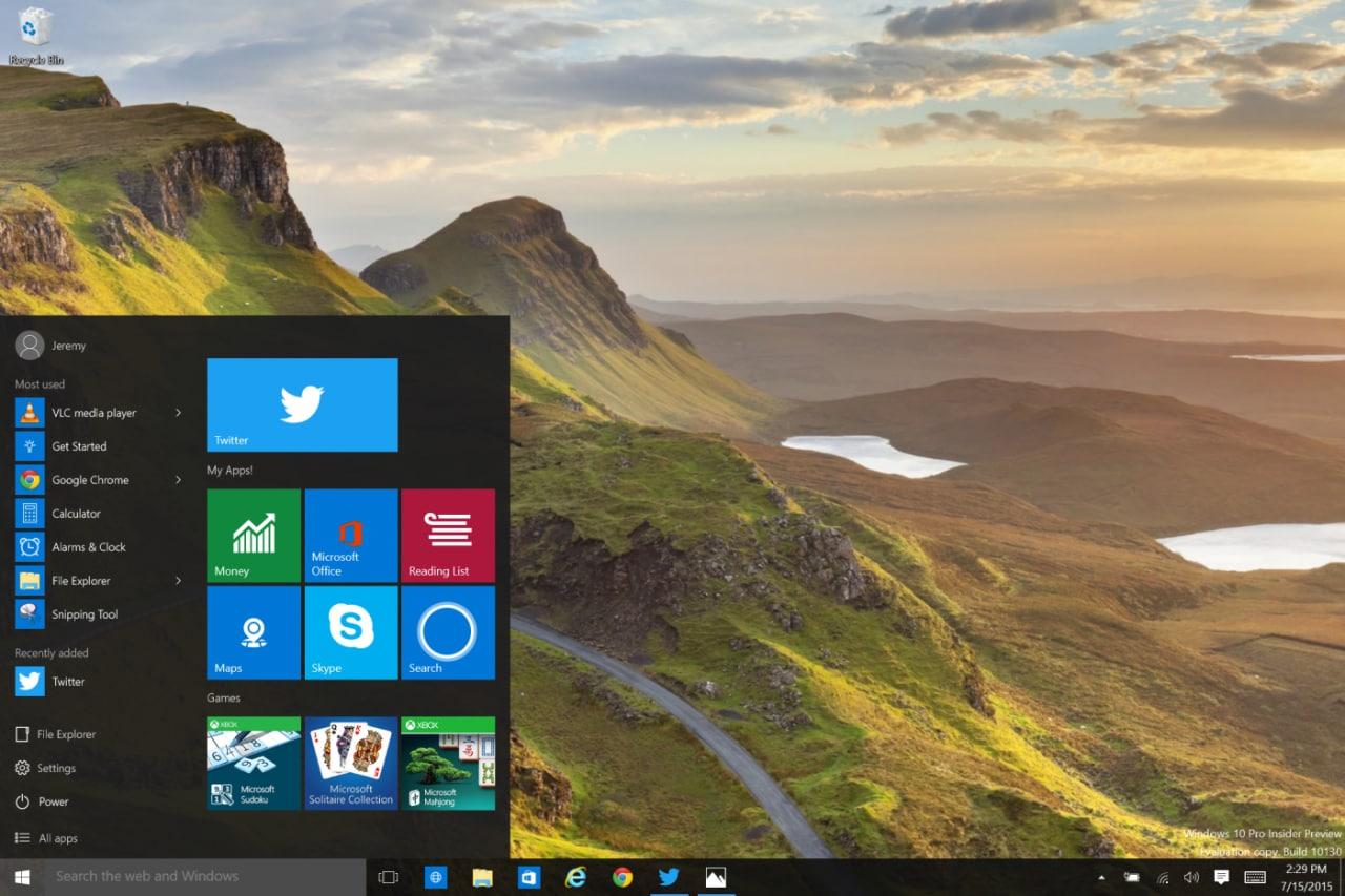 L'app di Twitter si rinnova il look per Windows 10