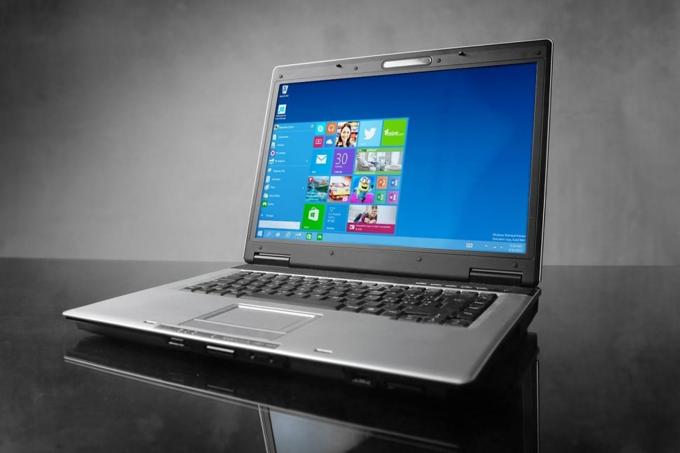 windows 10 pc notebook