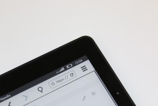 Amazon Kindle Voyage 3G Recensione17