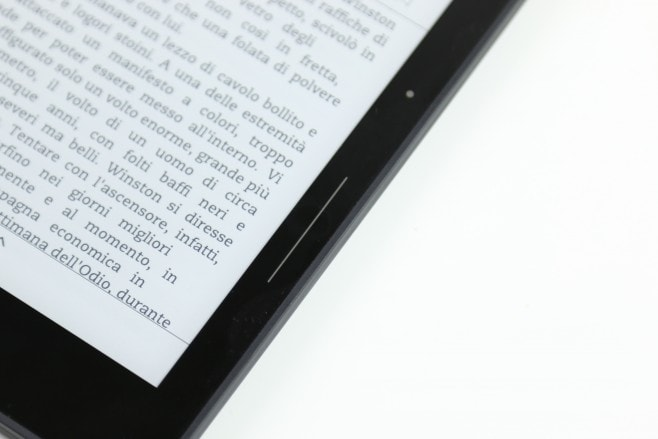 Amazon Kindle Voyage 3G Recensione7