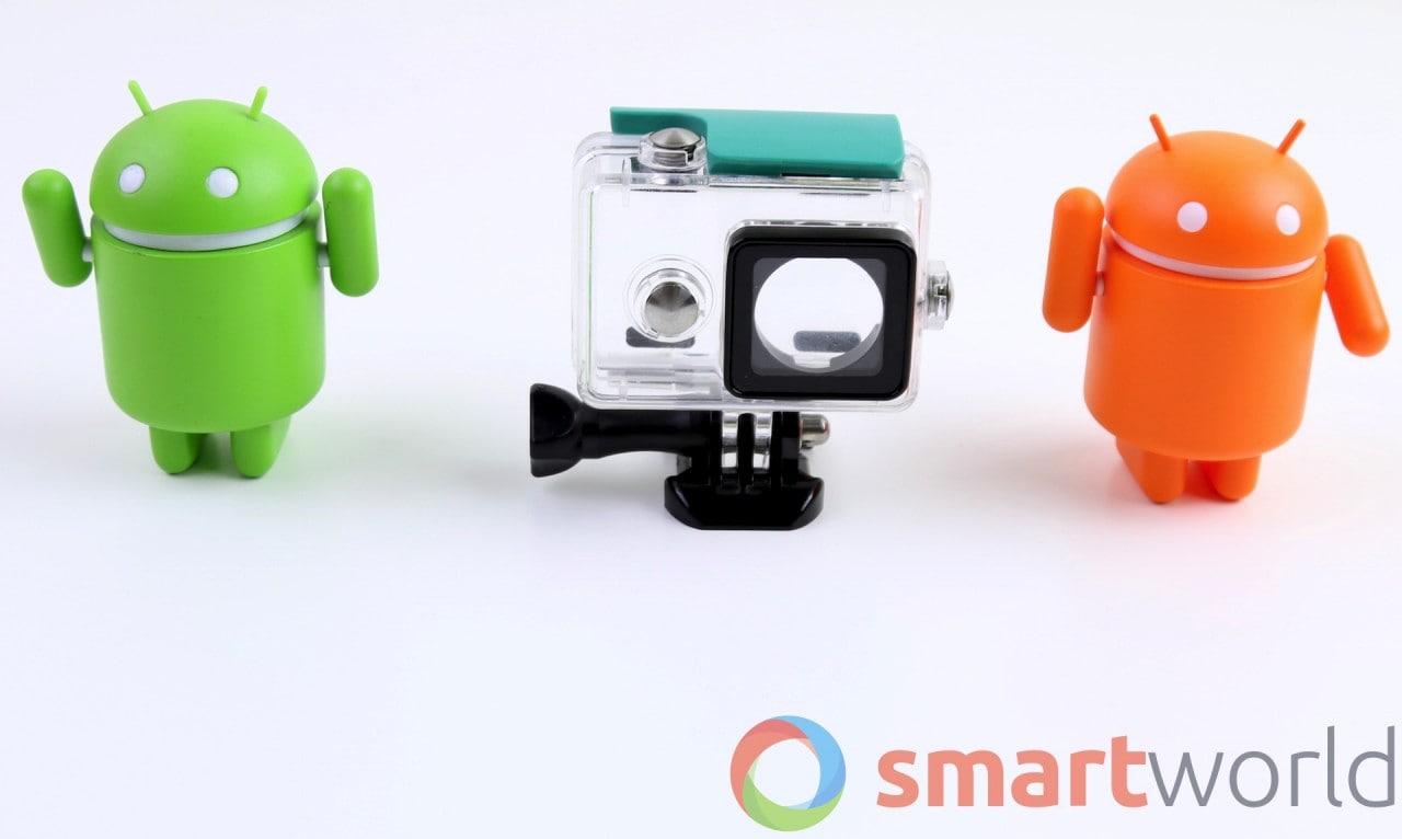 Custodia impermeabile Xiaomi Yi Camera -2