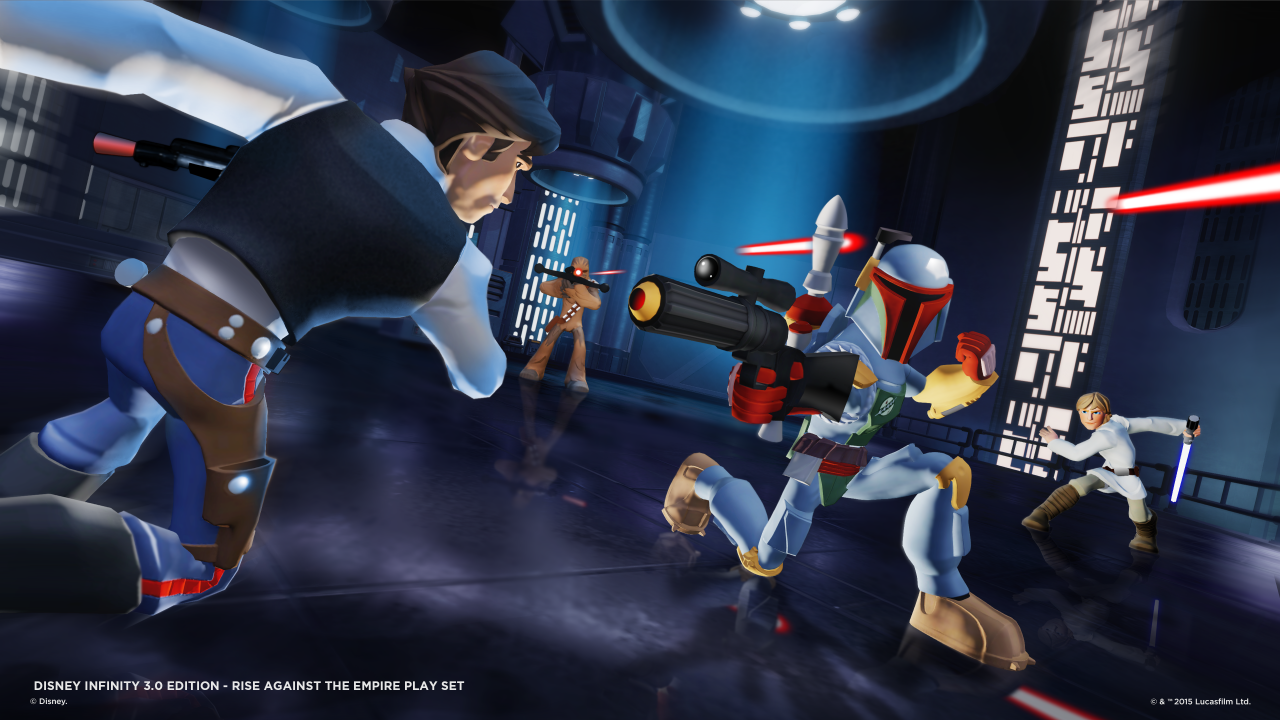 Disney Infinity 3.0 Screenshot - 1