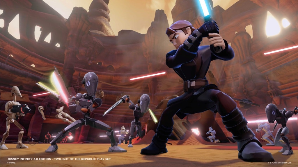 Disney Infinity 3.0 Screenshot - 7