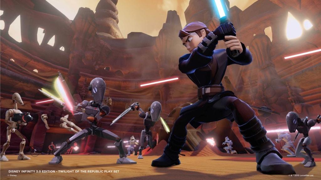 Disney Infinity 3.0 Screenshot – 7