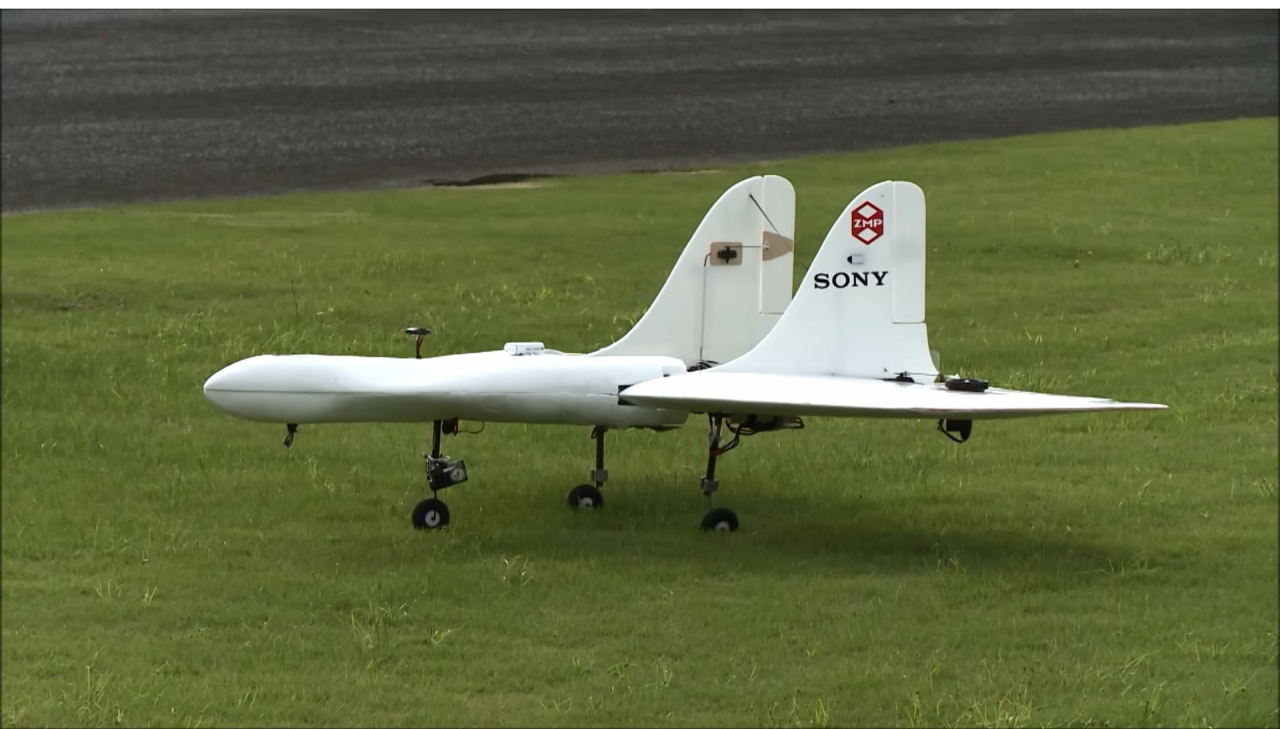 Droni sony