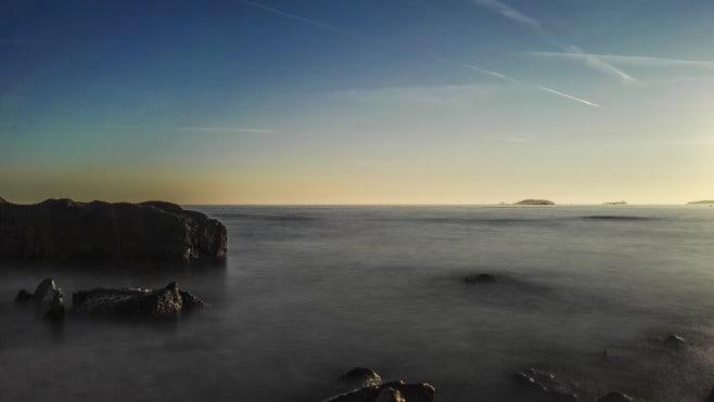 The Croatian sea, Study III