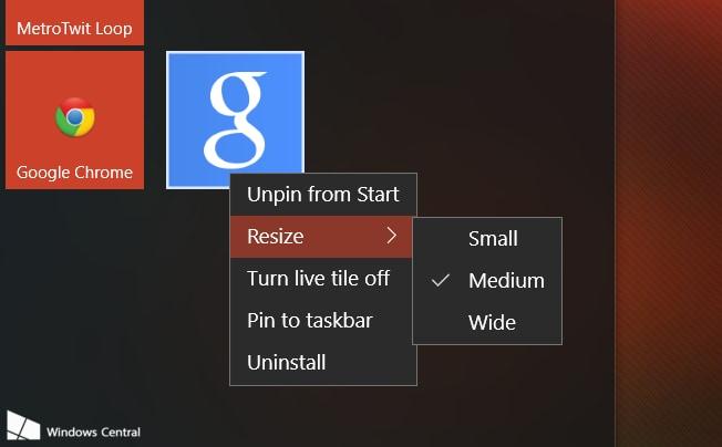 L'unica app Google presente sul Windows Store viene aggiornata per Windows 10