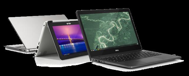 Nuovi Chromebook