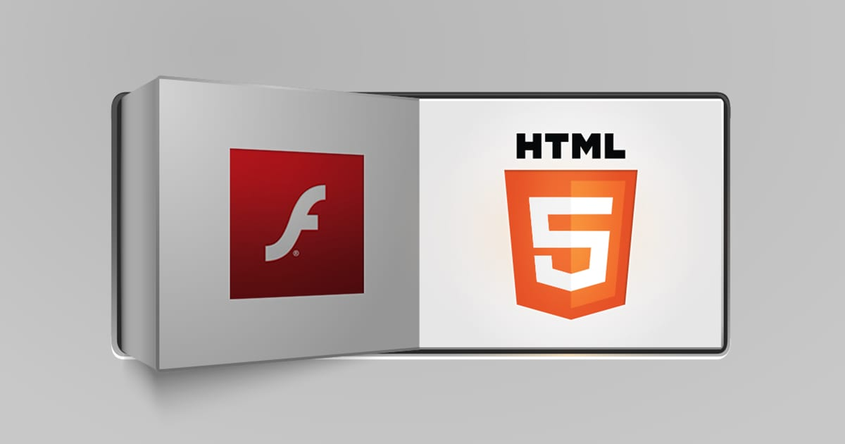 adobe flash html5 browser