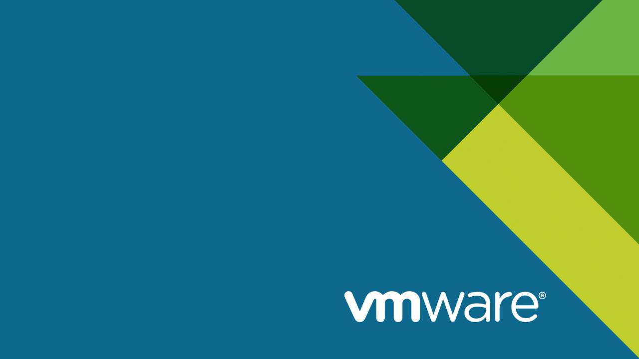 aggiornamenti vmware