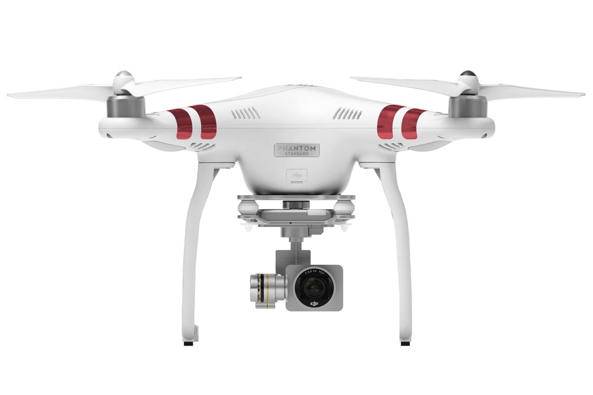 """DJI Phantom 3 Standard: il drone alla portata di """"tutti"""" costa 919€"""