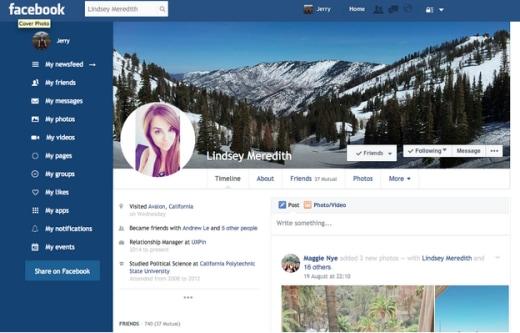 facebook flat 3