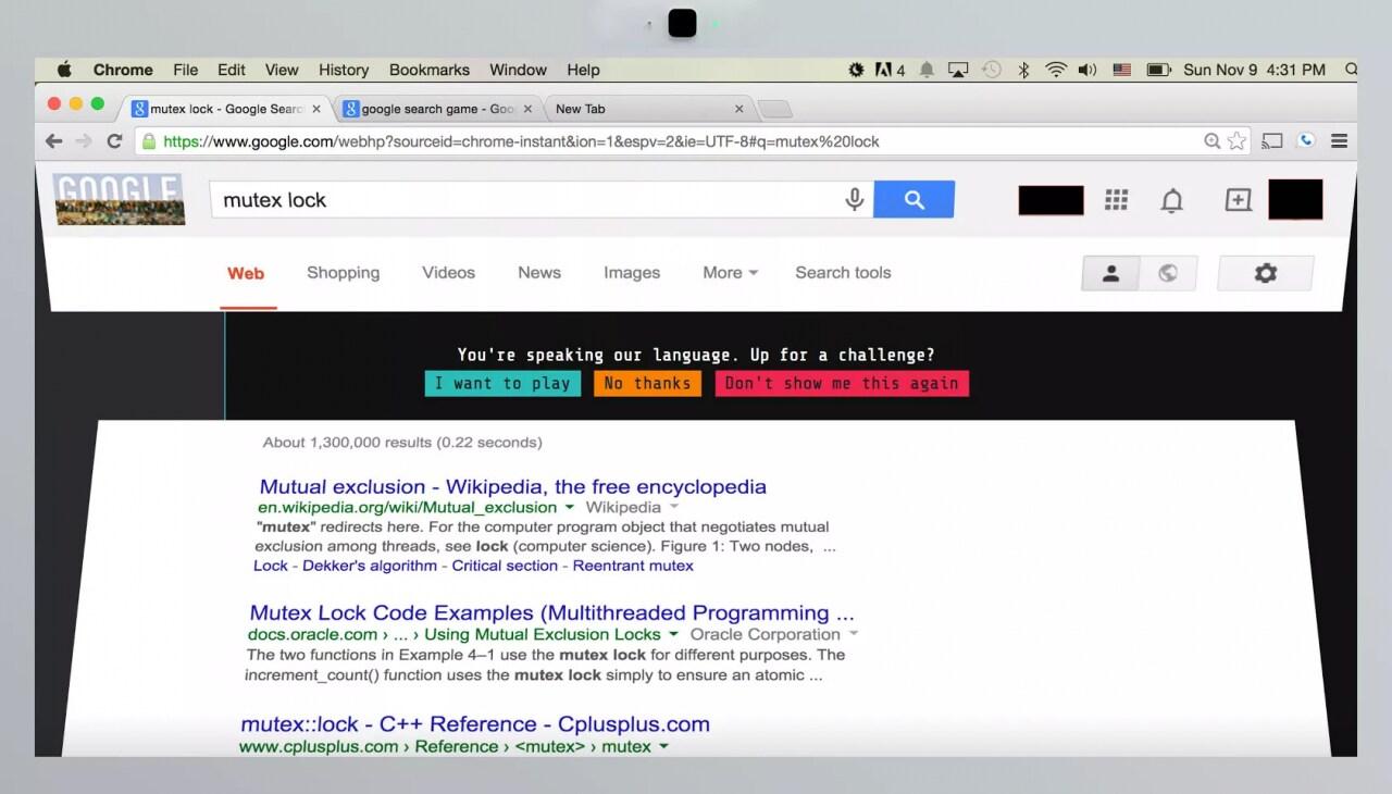 indovinelli google