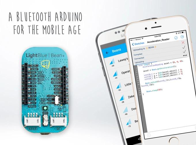 lightbean arduino bluetooth