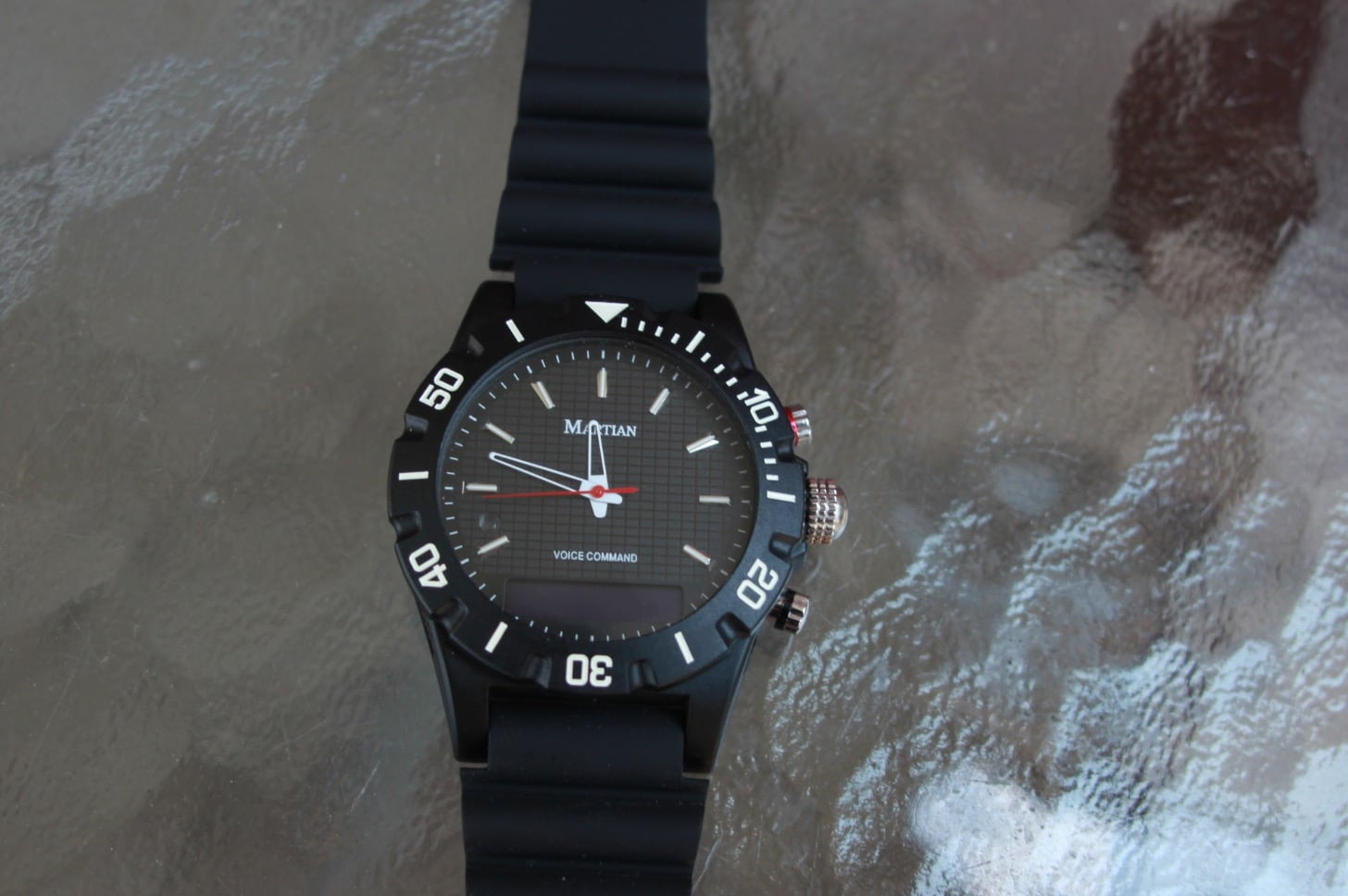 martian smartwatch 1