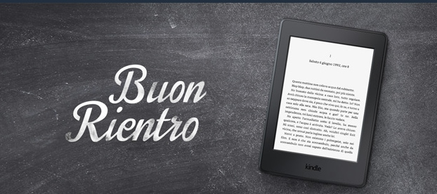 offerta kindle paperwhite