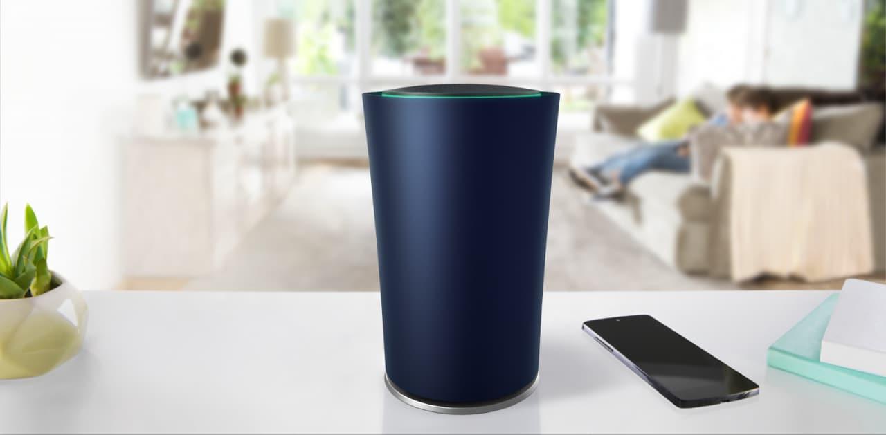 Google presenta OnHub, il router Wi-Fi intelligente (video)