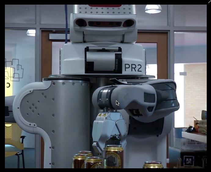 Vi fareste servire un drink da questo robot barista? (video)