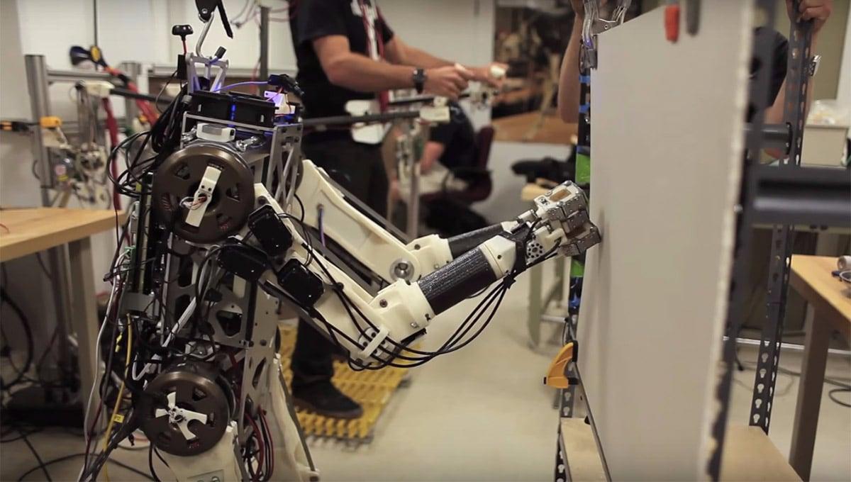 robot esoscheletro