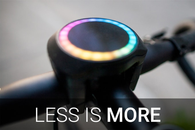 smarthalo gadget bici