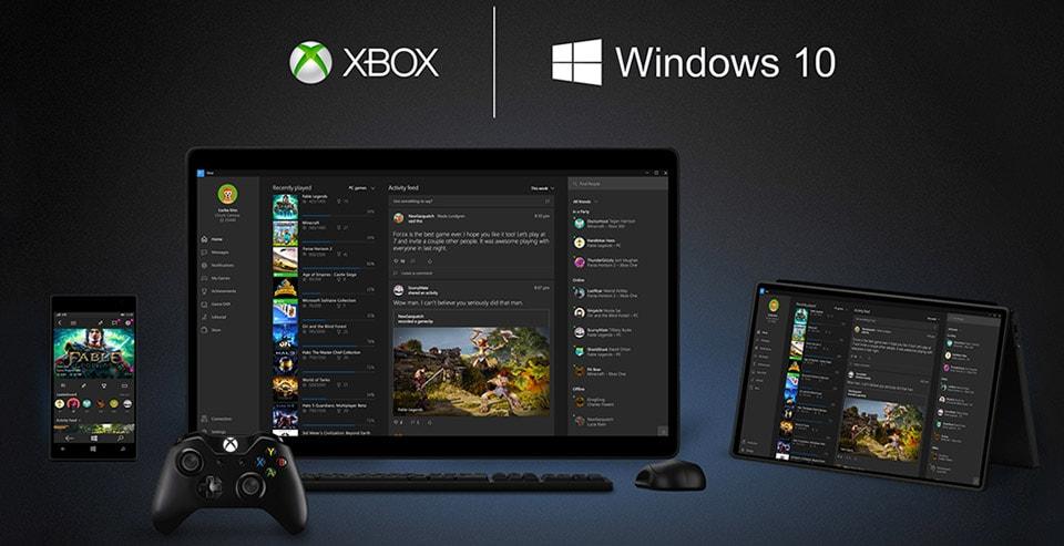 Windows 10 su Xbox One a partire da novembre