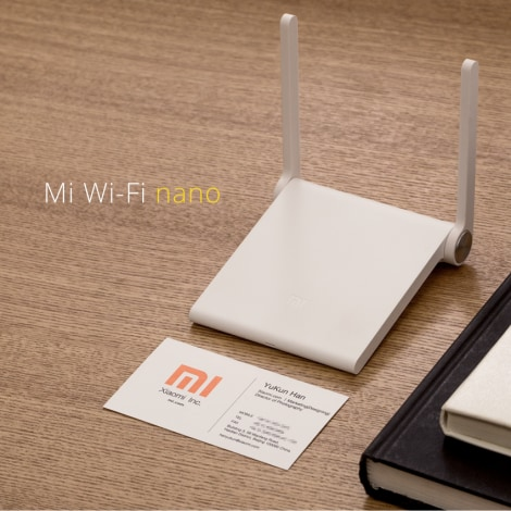 xiaomi wi-fi router nano