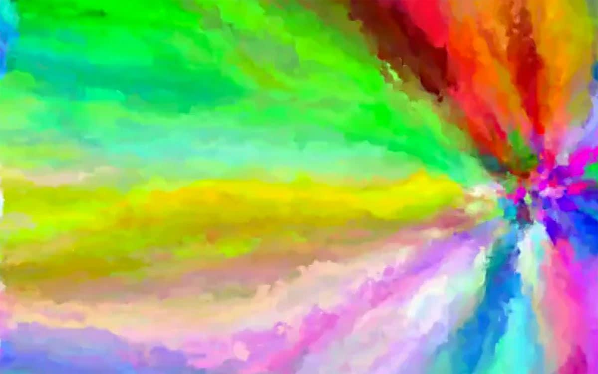 24-bit-video tutti colori