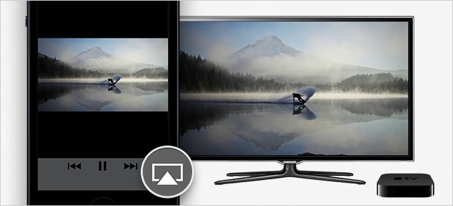 Apple AirPlay iOS 9 Apple TV