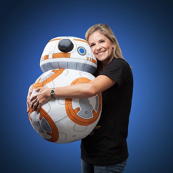 BB-8 Pupazzo
